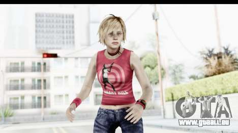 Silent Hill 3 - Heather Sporty Red Silent Hill für GTA San Andreas