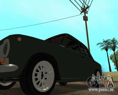VAZ 2101 Armenien für GTA San Andreas Innen