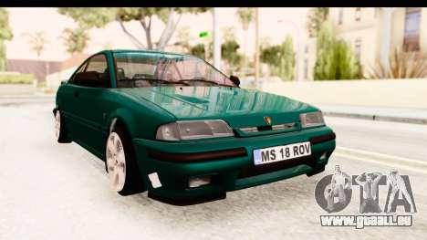 Rover 220 pour GTA San Andreas