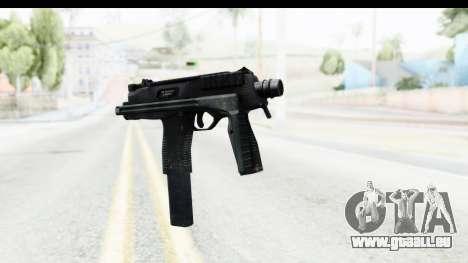 Brügger & Thomet MP9 pour GTA San Andreas