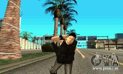 Female SWAT-trainer für GTA San Andreas achten Screenshot
