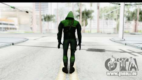Injustice God Among Us - Green Arrow TV Show pour GTA San Andreas troisième écran