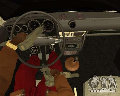 VAZ 2106 Armenian für GTA San Andreas rechten Ansicht