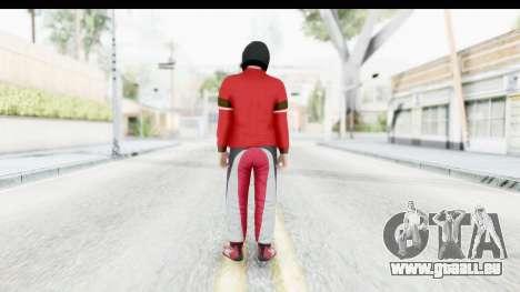 GTA 5 Online Cunning Stunts Skin 5 pour GTA San Andreas troisième écran