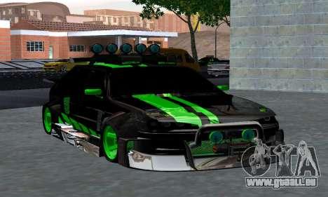 VAZ 2114 DTM für GTA San Andreas