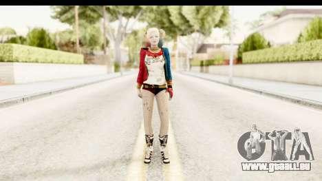 Suicide Squad - Harley Quinn pour GTA San Andreas deuxième écran