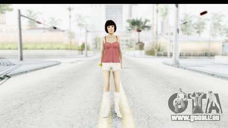 Sandra SD für GTA San Andreas zweiten Screenshot