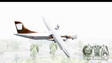 ATR 72-500 ConViasa für GTA San Andreas linke Ansicht