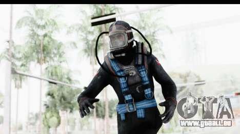 Silent Hill Downpour - Diver für GTA San Andreas