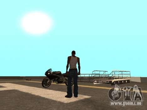 Cars spawn für GTA San Andreas dritten Screenshot