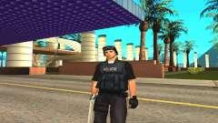 Original SWAT de la peau sans masque