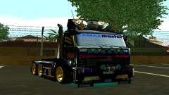 KamAZ 65115 TURBO DIESEL pour GTA San Andreas