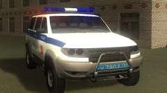 UAZ Patriot der Polizei-v1
