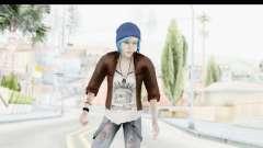 Life Is Stange Episode 3 - Chloe Jacket für GTA San Andreas