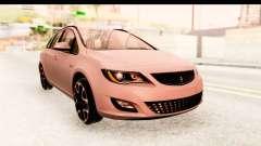 Opel Astra J Tourer