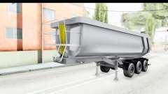 Trailer Volvo Dumper