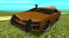 Chevrolet Camaro 2010 für GTA San Andreas