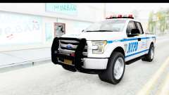 Ford F-150 Police New York