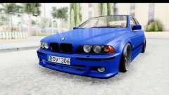 BMW 525i E39 M Tech für GTA San Andreas