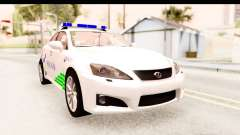 Lexus IS F PDRM
