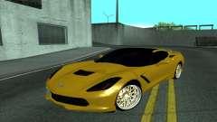 Chevrolet Corvette für GTA San Andreas