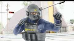 Quantum Break Monarch Operators
