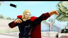 Marvel Heroes - Thor (The Avengers) für GTA San Andreas