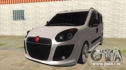 Fiat Doblo 2015 Series pour GTA San Andreas