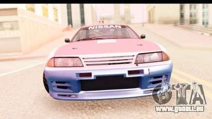 Nissan Skyline Group A pour GTA San Andreas