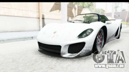 GTA 5 Pfister 811 SA Lights pour GTA San Andreas
