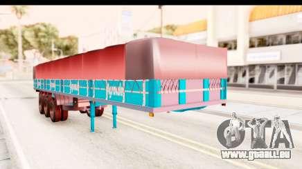 Trailer Brasil v4 pour GTA San Andreas