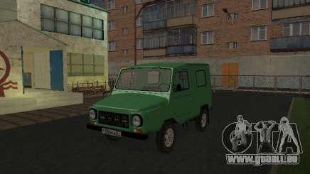 LuAZ 969М v2 für GTA San Andreas