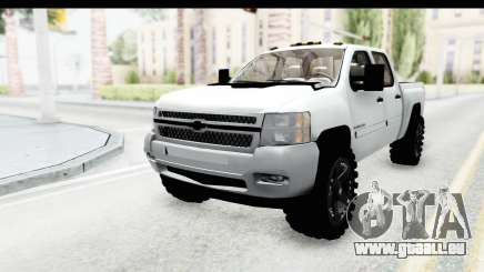Chevrolet Silverado Duramax 2012 für GTA San Andreas
