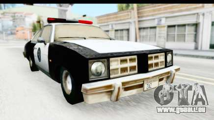 Pontiac Ventura LSPD from Silent Hill 2 pour GTA San Andreas