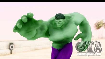Marvel Heroes - Hulk pour GTA San Andreas