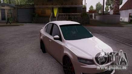 Skoda Octavia A7 R pour GTA San Andreas