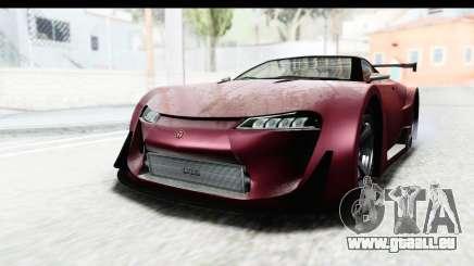 GTA 5 Emperor ETR1 SA Lights pour GTA San Andreas