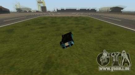 Voiture-flip sans perdre de vitesse pour GTA San Andreas