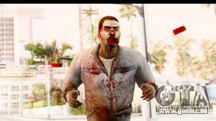 Left 4 Dead 2 - Zombie Worker pour GTA San Andreas