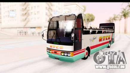 Bus Tours Dic Megadic 4x2 ETCE für GTA San Andreas