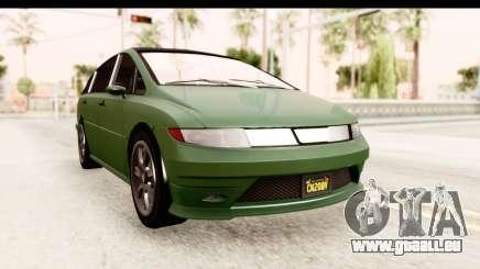 GTA 5 (4) Dinka Perennial für GTA San Andreas