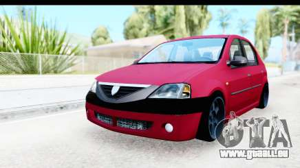 Dacia Logan Editie für GTA San Andreas