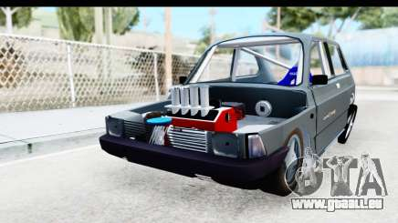 Fiat 147 für GTA San Andreas