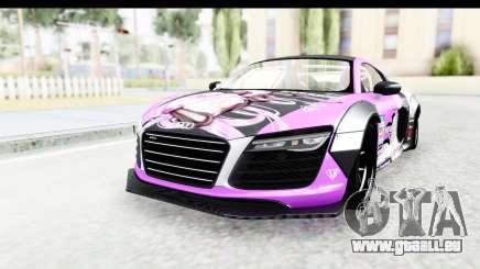 Audi R8 V10 Plus 5.2 FSi 2013 LB Perfomance für GTA San Andreas