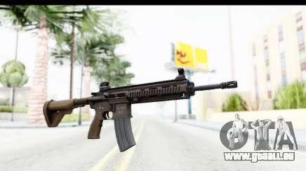 Heckler & Koch HK416 für GTA San Andreas