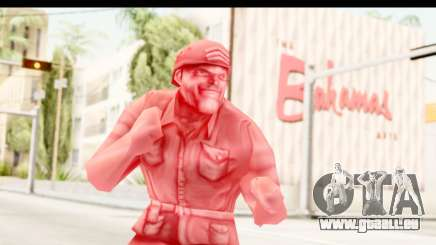 ArmyMen: Serge Heroes 2 - Man v3 pour GTA San Andreas
