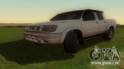 Nissan Frontier пикап pour GTA San Andreas