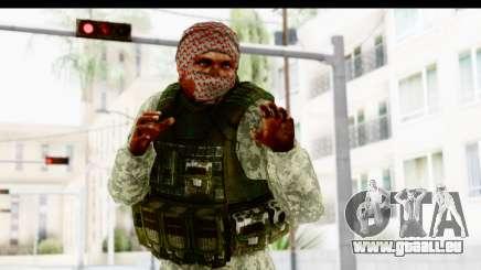 Global Warfare Arab pour GTA San Andreas