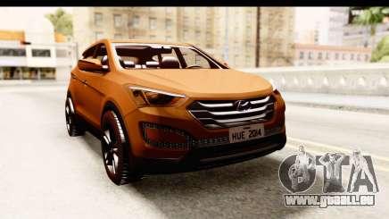 Hyundai Santa Fe 2015 pour GTA San Andreas