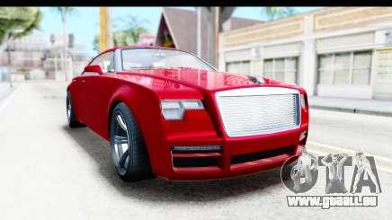 GTA 5 Enus Windsor Drop für GTA San Andreas